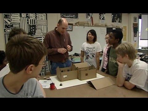Alternative Energy: Building Blocks--Solar Model Homes