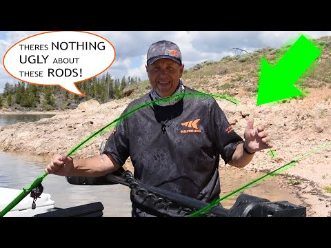 NEW SUPER FISHING RODS! - SUPER Strong - SUPER Affordable KastKing BRUTUS Fishing Rods & Combos