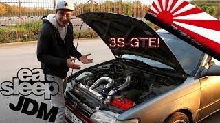 Начало JDM Эпохи на канале! Toyota Corolla 3S-GTE 4x4 !