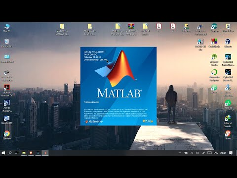 Install Matlab Professional Version 2019  With License Key (Google Drive Links)