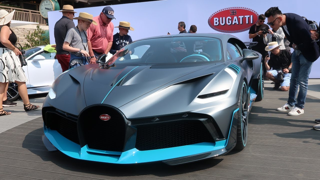 The New 6 000 000 Bugatti Divo Is Putting Koenigsegg Out Of