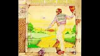 Elton John - Funeral for a Friend/Love Lies Bleeding (1973) With Lyrics!