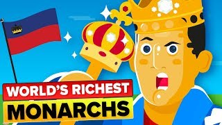 Richest Royals In The World