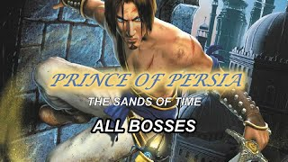 Prince of Persia - The Sands of Time | All Bosses