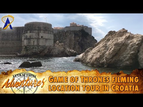 Attractions Adventures - 'Game of Thrones filming location tour in Croatia' - June 2, 2017