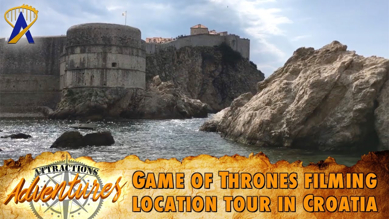 attractions adventures 39 game of thrones filming location tour in croatia 39 june 2 2017 youtube. Black Bedroom Furniture Sets. Home Design Ideas
