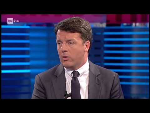 Matteo Renzi a Night Tabloid