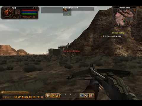 fallen earth gameplay clips