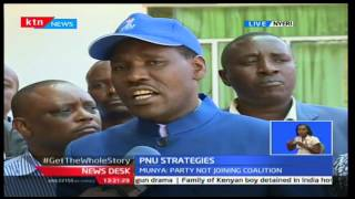 News Desk: PNU party pitches tent in Nyeri County