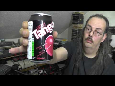 Exotic Drinks: Cherry Tango