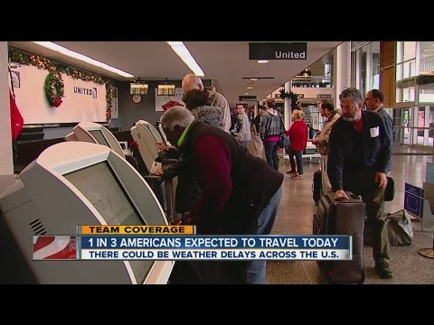 Holiday travel in Tulsa