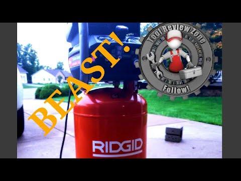 ridgid-200-psi-15-gallon-air-compressor-review-(of150200a)-#ridgid-#teamridgid-#toolreviews