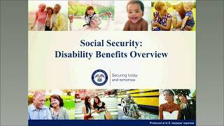 ITU webinar: Social Secขrity and Disability Benefits
