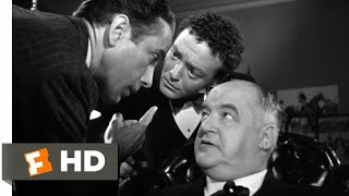 The Maltese Falcon (6/10) Movie CLIP - There's Our Fall Guy (1941) HD
