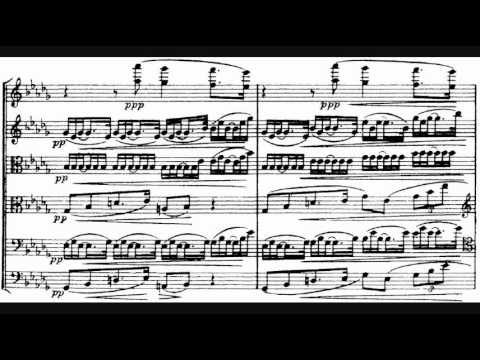 Schoenberg - Verklärte Nacht (Transfigured Night), Op. 4, for string sextet (1899)