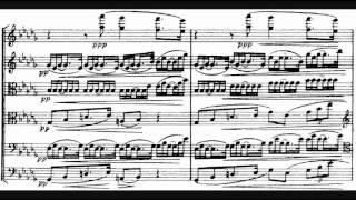 Schoenberg - Verklärte Nacht Transfigured Night, Op. 4, for string sextet 1899