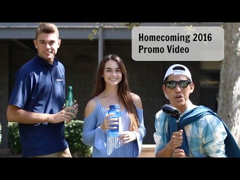 Homecoming Promo Video