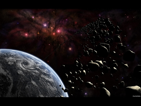 Discover the asteroid in space - Space Documentary 2017
