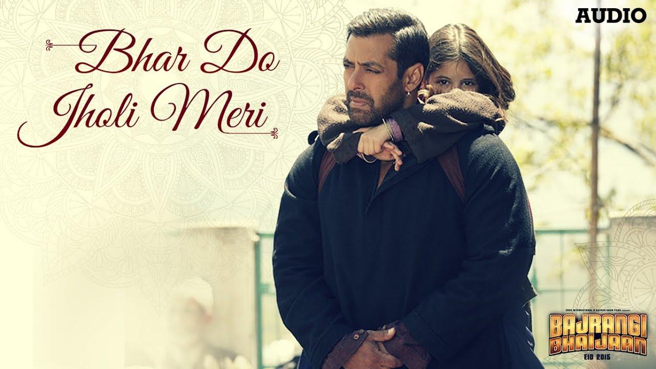 'Bhar Do Jholi Meri' Full AUDIO Song - Adnan Sami | Bajrangi Bhaijaan | Salman Khan #1