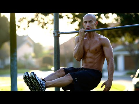 Frank Medrano Calisthenics Bodyweight Workout Routine