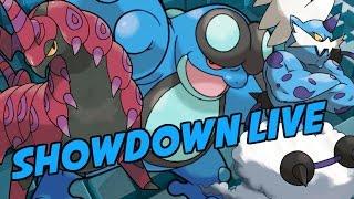 Pokemon Showdown Live: I Toad Ya So