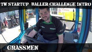 GRASSMEN - Rain & Grain - TW Startup & Baller Challenge Intro