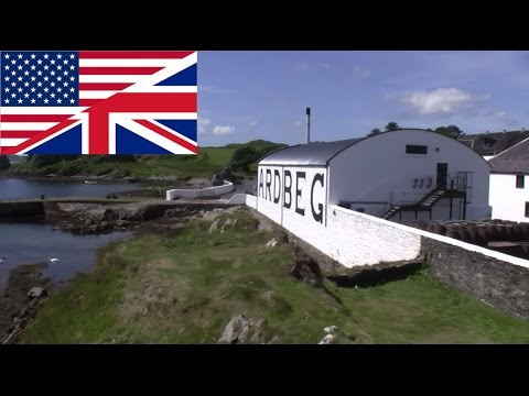 Whisky Distillery Tour: Ardbeg