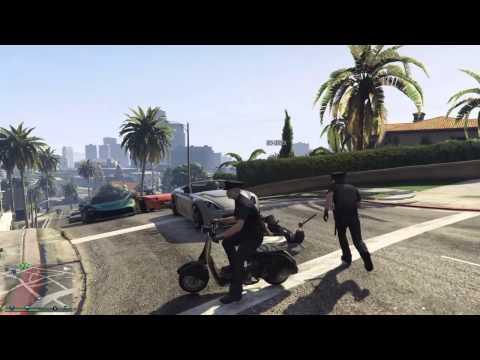 FUN#2 GTA V POLICE ACADEMY WFE