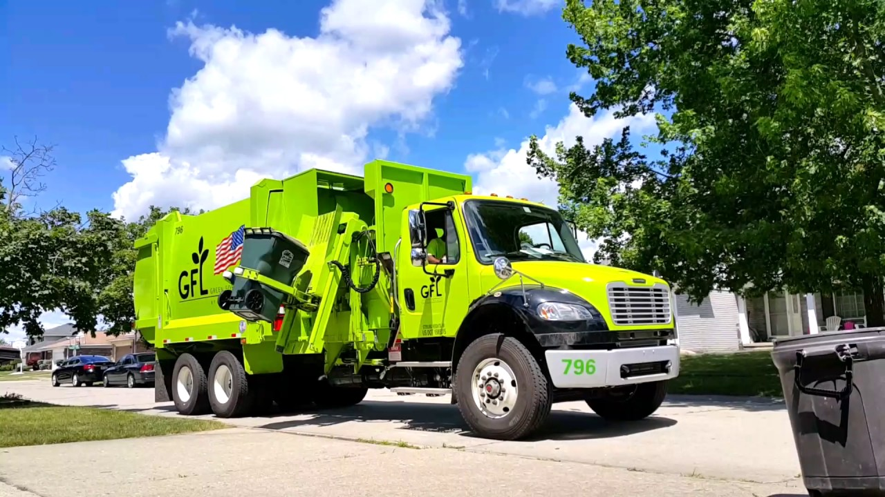 Gfl Environmental Freightliner M2 106 G S Products