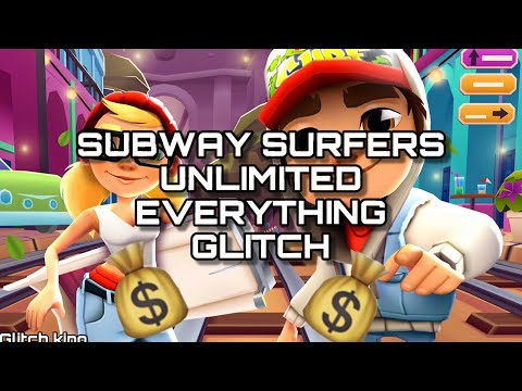 EASY Subway Surfers Unlimited Everything Glitch (IOS/ANDRIOD) NO JAILBREAK