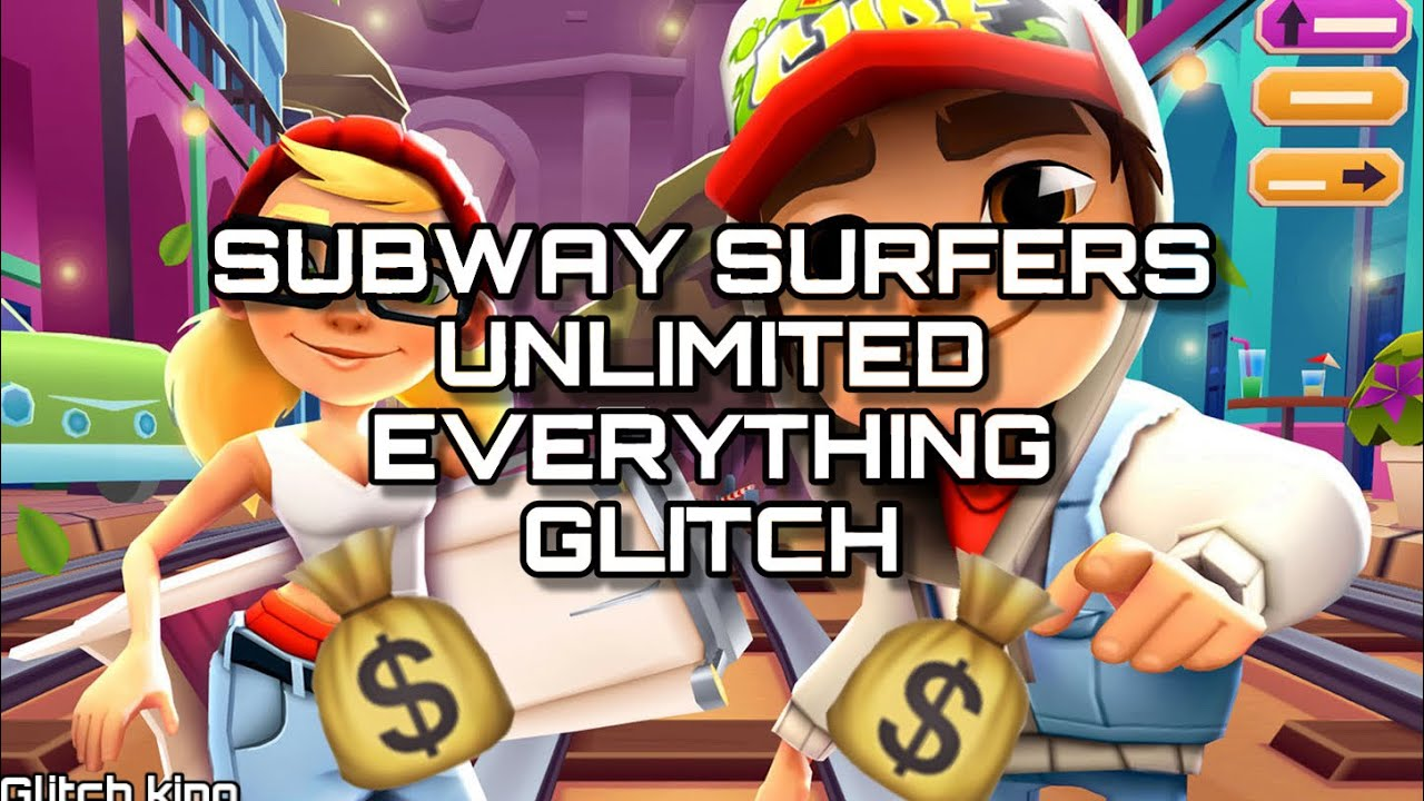 Easy Subway Surfers Unlimited Everything Glitch Ios Andriod No