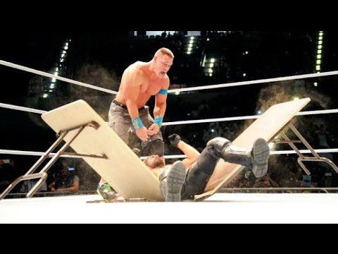 DMTV - رادار - مصارعة جون سينا في أبوظبي