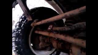 Рулевые тяги УАЗ