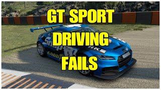 Gran Turismo Sport Fails Compilation