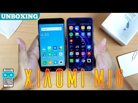 Unboxing Xiaomi Mi 6 Indonesia, Bagus Mana Sama Huawei Honor 8?