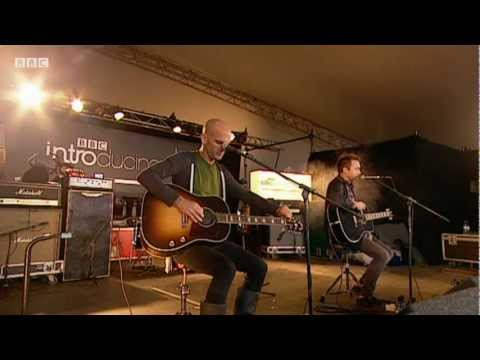 Rise Against at Reading Festival 2011 - BBC Introducing stage