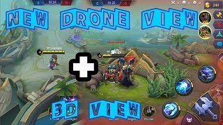 Video TUTORIAL PASANG SCRIPT DRONE VIEW + 3D VIEW PATCH HARIT TERBARU download MP3, 3GP, MP4, WEBM, AVI, FLV November 2018