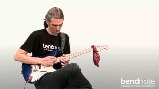 Cours de Guitare  - Fanalo Rock - BendNote