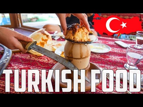 Must Eat Turkish Food