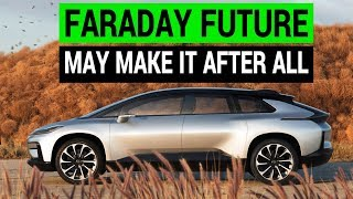 Faraday Future May Survive After All