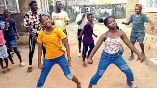 Baba Lao Challenge By Galaxy African Kids - Diamond Platinumz (HD Copy)