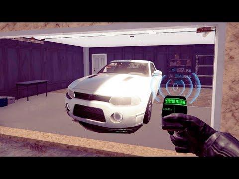 Hacking a $250,000 Dollar Car's Alarm - Thief Simulator