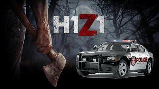 H1Z1 #2 | Perseguido pela Policia | PVP pela sobrevivência