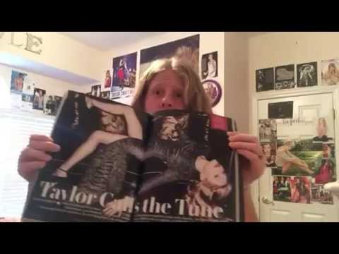 Taylor Swift Vanity Fair Magazine Review 2015