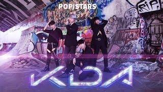 K/DA - POP/STARS | DANCE COVER (MALE VER.) | LEAGUE OF LEGENDS
