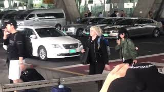 SNSD Tiffany arrived at Bangkok, Thailand for her Fanmeeting 19092018