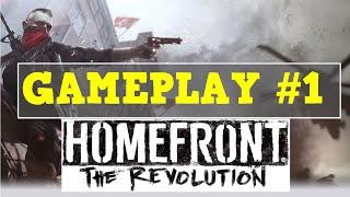 Homefront: The Revolution Gameplay / Multiplayer Full Game