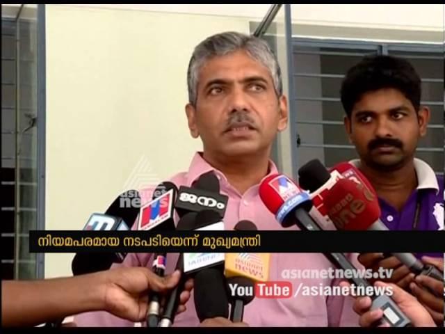 Jacob Thomas's response on Vigilance raid in K. Babu's residence