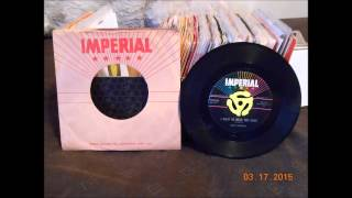 Fats Domino I Want To Walk You Home 45 rpm mono mix
