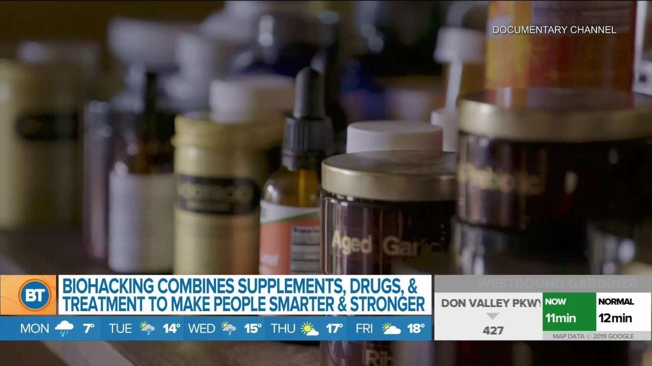 Nikolas Badminton discusses smart drugs and 'biohacking'